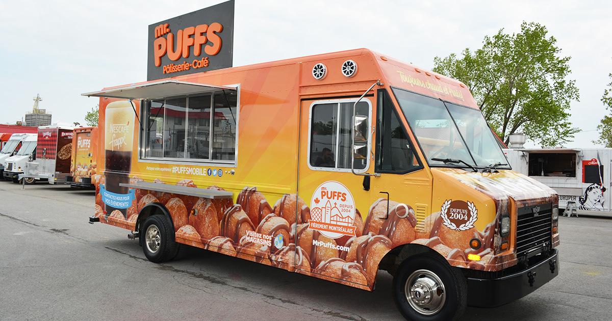 Mr. Puffs – Pâtisserie & Café