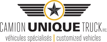 Camion unique truck Logo